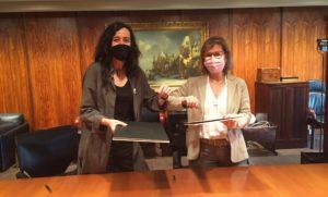 El Cercle de Salut i la Cambra de Comerç de Barcelona signen un acord de col•laboració per organitzar activitats de forma conjunta